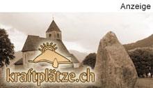 Kraftorte in der Schweiz